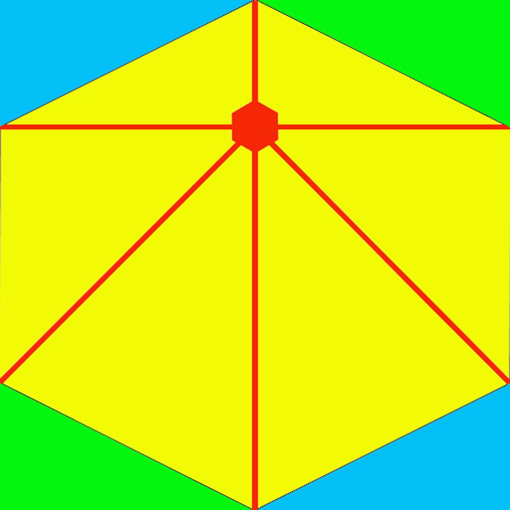 Aux 4 coins de l'Hexagone