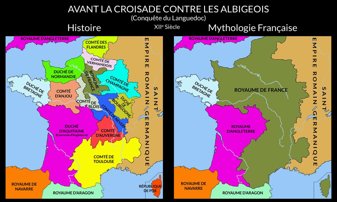 """Avant la croisade contre les""""Albigeois"""""""