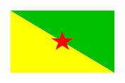 Drapeau Guyane Lagwiyann flag